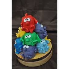 mini monster cake ideas 55777 mini monster cakes cake idea