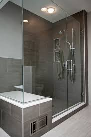 Diy Frameless Shower Doors Contemporary Frameless Shower Door Shower Large Format Tile