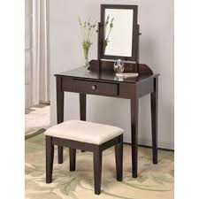 Vanity Table And Stool Set Makeup Tables And Vanities You U0027ll Love Wayfair
