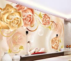 wallpaper home decor picture more detailed picture about golden