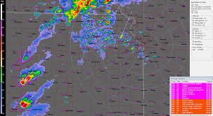 Kansas City Metro Map Capt Spaulding U0027s World Csw Weather Thunderstorms Building Near