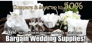 wholesale wedding decorations wedding decorations supplies