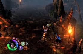 dungeon siege iii sieczenie potworów pod ziemią i na powierzchni