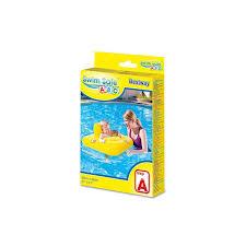 siege gonflable bébé bouée fauteuil siège gonflable pour bébés piscine mer enfant carré