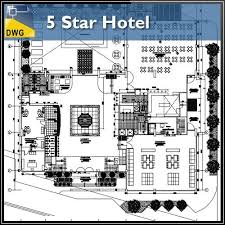 hotel floor plan dwg architecture drawings tagged hotel cad design free cad