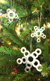 diy ornaments made from washers diycandy