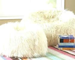 faux fur bean bag chair uk u2013 andyozier com