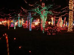 Rhema Christmas Lights Top Christmas Decorated Towns In Oklahoma