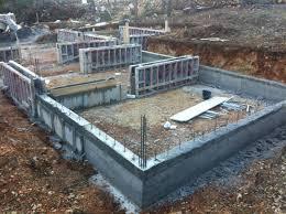 Fondation Ferraillage by Fondations Notre Construction Bbc Bastides Trabeco à Roquefort