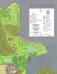 grapevine map meadowmere park map lake grapevine