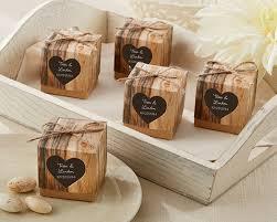 wedding favor boxes rustic heart cutout box wedding supplies