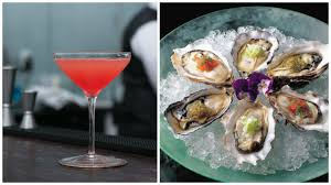 martini oyster sushisamba nobu and more nyc restaurants offer perfect sushi and