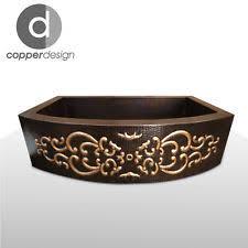 copper farmhouse sink ebay