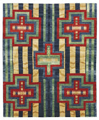 southwest area rugs southwest looms pendleton chief u0027s blanket green 6 x 9 area rug buy