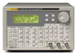 271 direct digital synthesis dds function generator with arb fluke