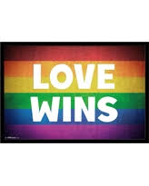Last Poster Wins Ii New - sweet deal on love wins poster print