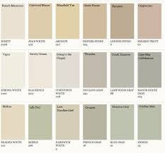 farrow u0026 ball colors matched to benjamin moore interiors by color