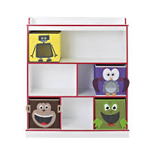 Bookshelf 3 Shelf Altra Furniture Kids 3 Shelf Bookcase With 4 Bins 7883096