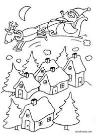 christmas coloring sheets free printable pages of angels santa