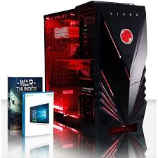 pc bureau avec ssd vibox transcend 48 pc gamer amd 8 radeon rx 460 gaming