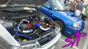 Subaru Impreza Sti Old Exhaust U0026 Engine Sound Youtube