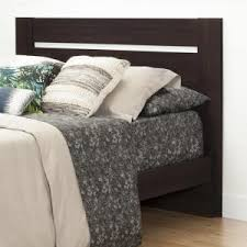 South Shore Headboard South Shore Holland Full Queen Size Headboard In Pure Black