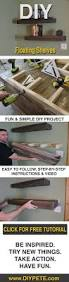 How To Make Floating Bed by Best 25 How To Make Floating Shelves Ideas On Pinterest