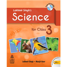 s chand lakhmir singh science for class 3