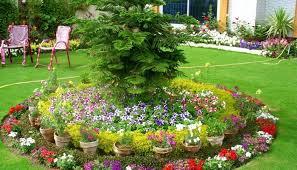 Backyard Flower Bed Ideas Landscape Flower Bed Ideas Helena Source Net