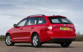 skoda octavia estate review family friendly motoring with a price