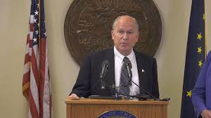 facing opposition alaska gov walker halts pension bond sales
