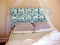 12 diy headboards for homeowners who love colors