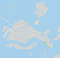venice map map of venice in vector format high resolution
