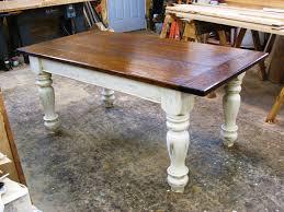farm style dining room table kitchen diy farm table farmhouse dining table narrow farmhouse