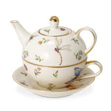 teapot set tea for one set morning