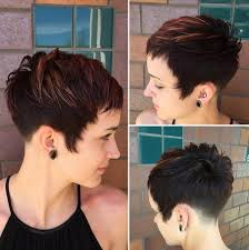 best highlights for pixie dark brown hair 25 cute balayage styles for short hair popular haircuts