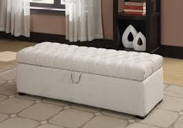 Living Room Storage Bench Living Room Stylish Normandy Coastal Solid Carved Wood White Wash