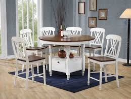 counter height dining room table sets table white counter height dining table home design ideas