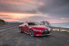lexus lc 500 vs nsx lexus lc coupe launched in australia price and specification