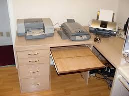Small Oak Computer Desk Computer Desks Small Oak Corner Desk Uk Solid Computer Wood