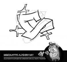 graffiti letter alphabet http graffitialphabet eu graffiti