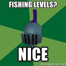 Advice Meme Generator - fishing levels nice runescape advice meme generator