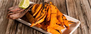 Grilled Sweet Potato Planks Traeger Traeger U0026 Grilling