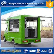 camion cuisine mobile faible prix de jac camion de nourriture en acier inoxydable