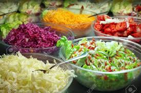 Buffet Salad Bar by Salad Buffet Stock Photo Picture And Royalty Free Image Image