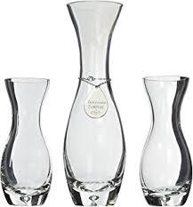 Sand Vases For Wedding Ceremony Amazon Com Lillian Rose Unity Sand Ceremony Wedding Vase Set
