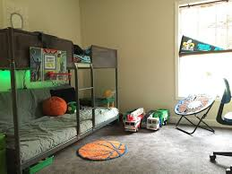 Best  Bunk Bed With Futon Ideas On Pinterest Elevated Desk - Ikea bunk bed room ideas