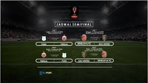 Jadwal Piala Presiden 2018 Jadwal Dan Venue Semifinal Piala Presiden 2018 Resmi Berubah