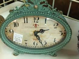 images about shabby chic clocks on pinterest clock vintage and