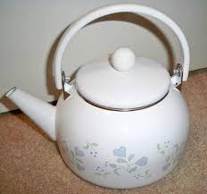 Ebay Corelle Corelle Country Cottage Coffee Pot Tea Pot Tea Kettle Rare Ebay